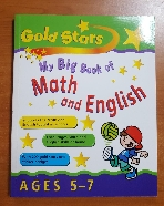 My Big Book of Math and English : Ages 5-7