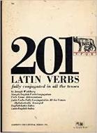 201 Latin Verbs