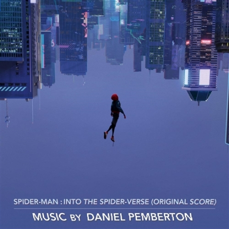 Spider-Man: Into The Spider-Verse-Socre (홍보용 음반)