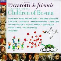 Pavarotti & Friends / For The Children of Bosnia (dd4343)