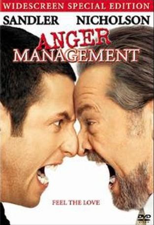 Anger Management  자켓 앞면(대표이미지참조) 윗부분에 물기마른자국 있음