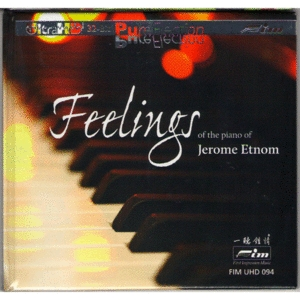 [Hi-Fi] Jerome Etnom / Feelings Of The Piano Of Jerome Etnom [HDCD] (양장반/수입