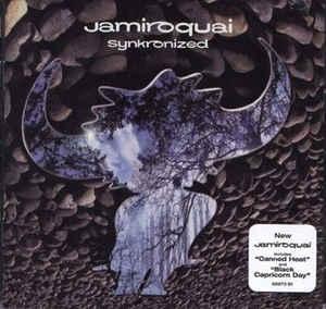 [수입] Jamiroquai - Synkronized