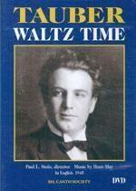 [미개봉] [DVD] Tauber / Waltz time (왈츠 타임)(미개봉/수입)