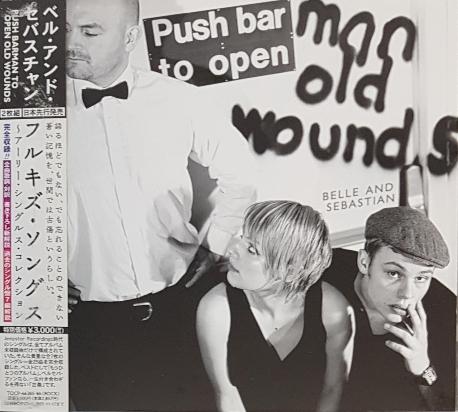 [일본반] Belle & Sebastian - Push Barman To Open Old Wounds [2CD]