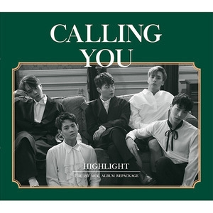 [미개봉] 하이라이트 (Highlight) / Calling You (1st Mini Album) (Repackaage/미개봉)