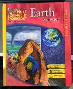 Earth Science T/E Holt Science&Technology 2007
