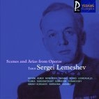 [미개봉] Sergei Lemeshev / Scenes And Arias From Operas (YCC0112)