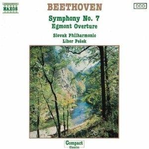 [중고] Libor Pesek / Beethoven: Symphony No.7 (수입/8550016)
