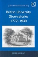 British University Observatories 1772-1939 (ISBN : 9780754632504)