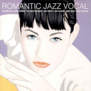 [수입] V.A - Romantic Jazz Vocal