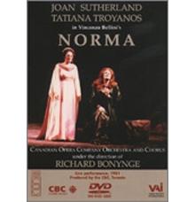 [DVD] Joan Sutherland / Bellini : Norma (수입/미개봉/4202)