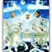 Kick The Can Crew / Best Album 2001-2003 (하드커버없음)