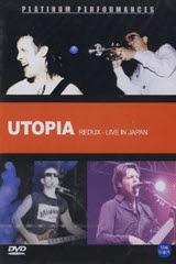 [DVD] Utopia : Redux Live in Japan - 유토피아 : 라이브인저펜 (미개봉)