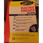 Electric Circuits (Schaum's outlines) (Paperback, 3rd)