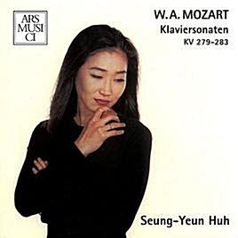 허승연 - Mozart: Klaviersonaten, K. 279-283