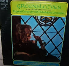 The Philadelphia Orchestra, Eugene Ormandy : Greensleeves  ///LP1