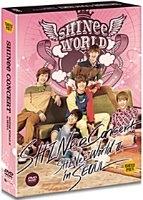 [DVD] 샤이니 / SHINee THE 2nd CONCERT : SHINee WORLD 2 in SEOUL (2DVD/Digipack)(희귀)