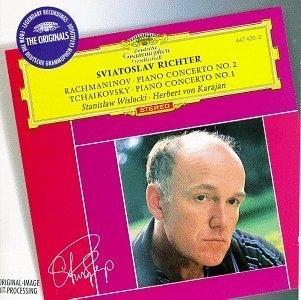Sviatoslav Richter,~/라흐마니노프: 피아노 협주곡 2번, 차이코프스키: 피아노 협주곡 1번(수입/4474202)