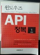 윈도우즈 API 정복. 제1권