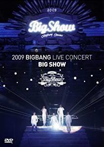 빅뱅 - 2009 BIGBANG LIVE CONCERT `BIG SHOW` [DVD]