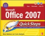 Microsoft Office 2007 Quicksteps #