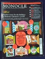 Monocle Magazine   2015년12월 2016년1월  /사진의 제품/ 상현서림 /☞ 서고위치:RQ 8  *[구매하시면 품절로 표기됩니다]