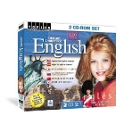 Instant Immersion English Express [CD-ROM] ; ISBN-10: 1886089884 / ISBN-13: 978-1886089884