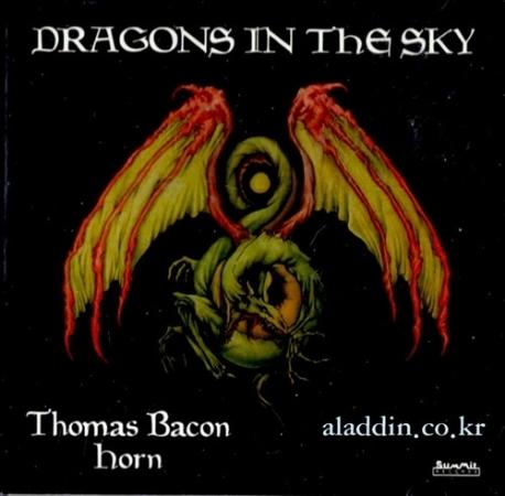 [미개봉] Thoma Bacon,~/ 드라곤스 인 더 스카이 : 슐츠, 르클레르, 핀크스톤, 고트샬크 (수입/DCD135)