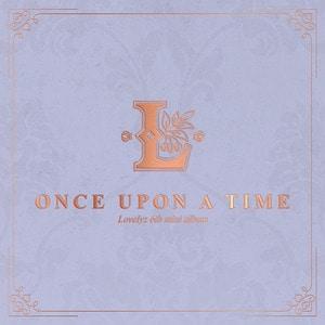 [미개봉] 러블리즈 (Lovelyz) / Once Upon A Time (6th Mini Album)