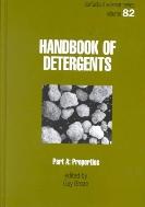 Handbook of Detergents, Part A : Properties (Surfactant Science Series, Vol. 82)  (ISBN : 9780824714178)