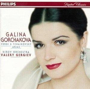 Galina Gorchakova / 베르디 & 차이코프스키 : 오페라 아리아 (DP4557)
