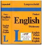 Langenscheidt's Pocket English Dictionary - English Polish (폴란드어) [가족 커버]