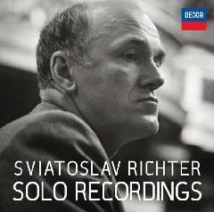 리히터 데카 독주곡집 33CD Richter Solo Recordings Boxset 33CD