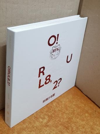 O!RUL8,2? [OH! ARE YOU LATE TOO?] [미니] -포토카드 제외한 모든구성 있어요/실사진입니다