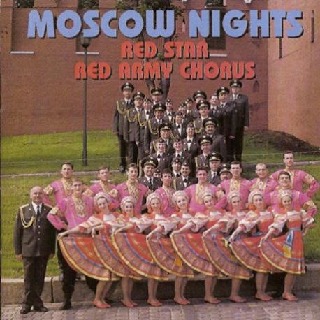 [미개봉] Red Star Red Army Chorus / Moscow Nights (2083)