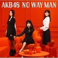 AKB48 / No Way Man (CD+DVD/Type B/수입)