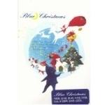 XBlue Christmas (크리스마스 카드 케이스/미개봉)