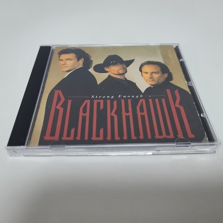 Black Hawk - Strong Enough