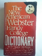 The new american webster handy college dictionary 외국도서
