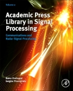 Academic Press Library in Signal Processing, Vol. 2 : Communications and Radar Signal Processing (ISBN : 9780123965004)