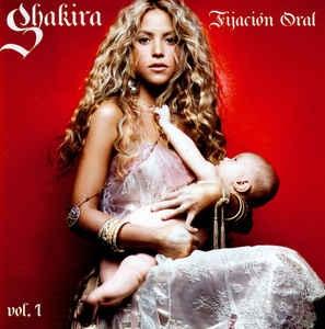 [수입] Shakira - Fijacion Oral Vol. 1 [CD+DVD]