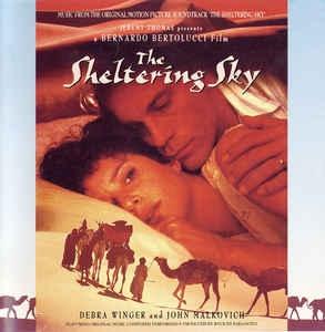 [일본반/샘플] O.S.T (Ryuichi Sakamoto) - Sheltering Sky