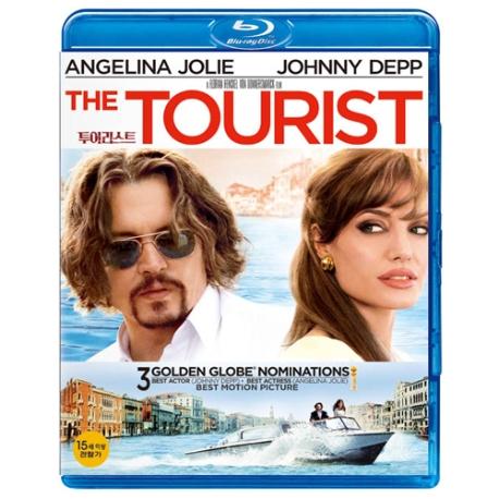 (블루레이) 투어리스트 (The Tourist, 2010)