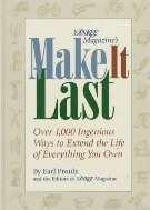 Yankee Magazine's Make It Last : Over 1,000 Ingenious Ways to Extend the Life of Everything You Own  (ISBN : 9780875962962)