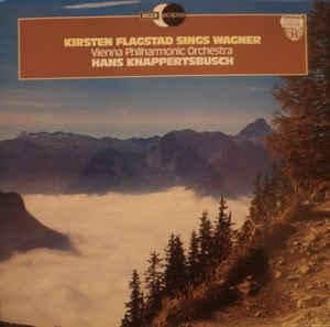 [수입][LP] Kirsten Flagstad, Hans Knappertsbusch - Sings Wagner