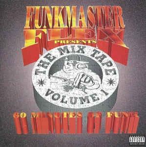[수입] Funkmaster Flex - The Mix Tape Volume 1 (60 Minutes Of Funk)