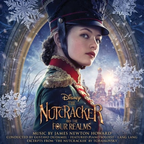 The Nutcracker And The Four Realms - O.S.T. (홍보용)