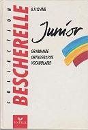 Bescherelle Junior