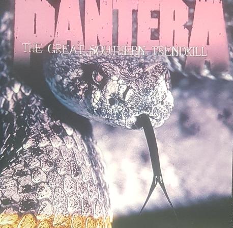 [일본반] Pantera - The Great Southern Trendkill [+1 Bonus Track]